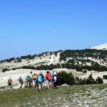 Programme Randonnées Marche Nordique Septembre 2019