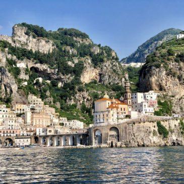 Séjours Projet de Voyage 2022 –  Côte Amalfitaine